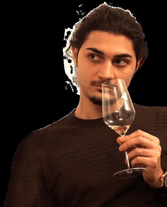 Marco Sanna, sommelier AIS e ristoratore di Milano
